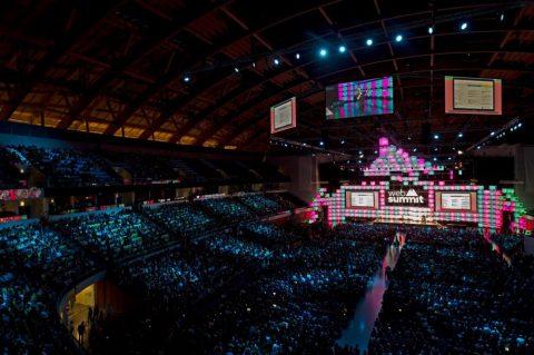 歐洲最強大的科技、新創圈盛會 Web Summit-SurveyCake 的海外參展處女秀!