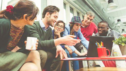 用創業創新 爭取年輕人的未來