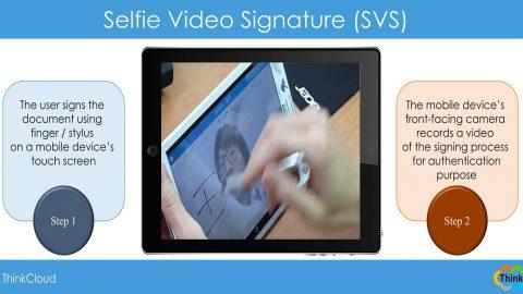 雲想科技將於WCIT 2017世界資訊科技大會與中信金控合作展演影像電子簽章(Selfie Video Signature-SVS)