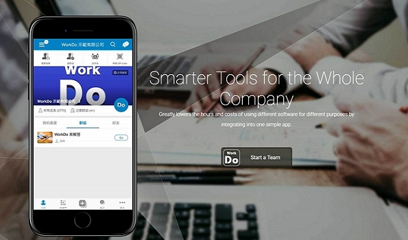 為工作溝通而生 ! 矽谷人打造高效溝通人事管理平台WorkDo