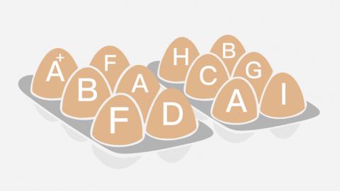 你的雞蛋怎麼放?