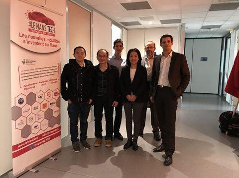 恭喜雲想科技獲選法國加速器的台灣團隊之一