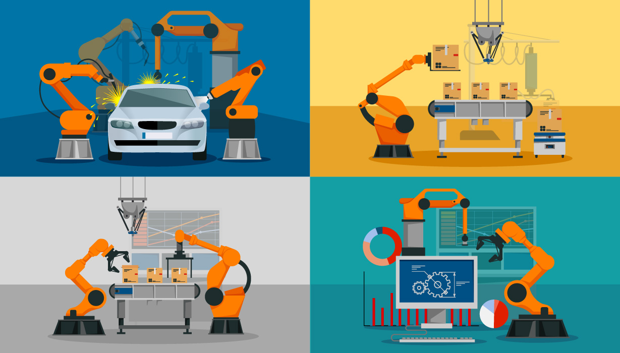 【圖解】工業機器人之五大機械結構及關鍵零組件分析|大和有話說