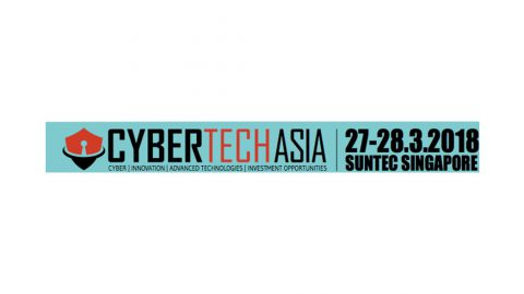 Visit us at Cybertech Asia 2018!