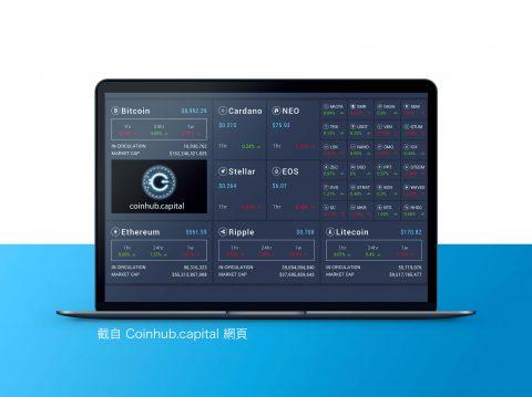 亞洲首發,台灣Fintech團隊掌握區塊鏈技術,推出CAP加密貨幣基金商城