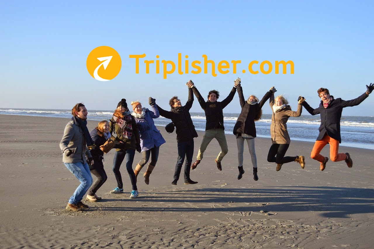 【Triplisher.com 大學生自助旅行調查】 大學生最想去的國家排行榜!你猜對了嗎?
