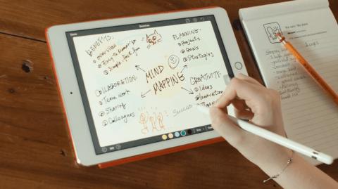 手寫筆記正夯!NOTELEDGE輕鬆克服三種難以打字的筆記