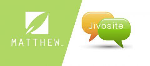 馬太網路與美國 JivoSite Inc 成為聯盟夥伴,將線上客服引進台灣B2B企業網站。