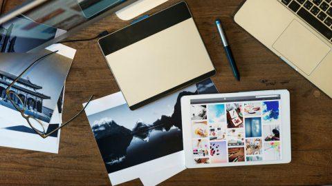 數位內容創作5款必備工具