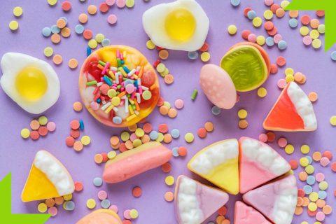 厭世感退散!健康、創新糖果新風向