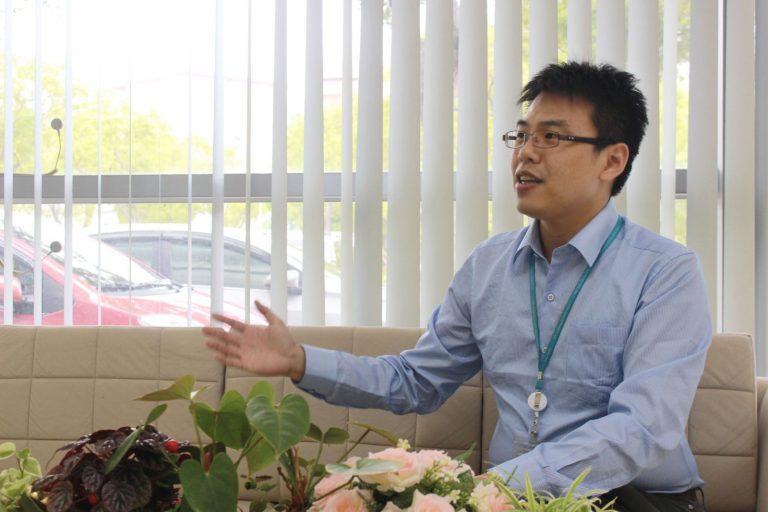 台灣電鏡儀器股份有限公司總經理黃祖緯