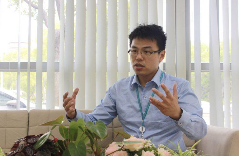 黃總經理表示資金運用要很謹慎及很關鍵