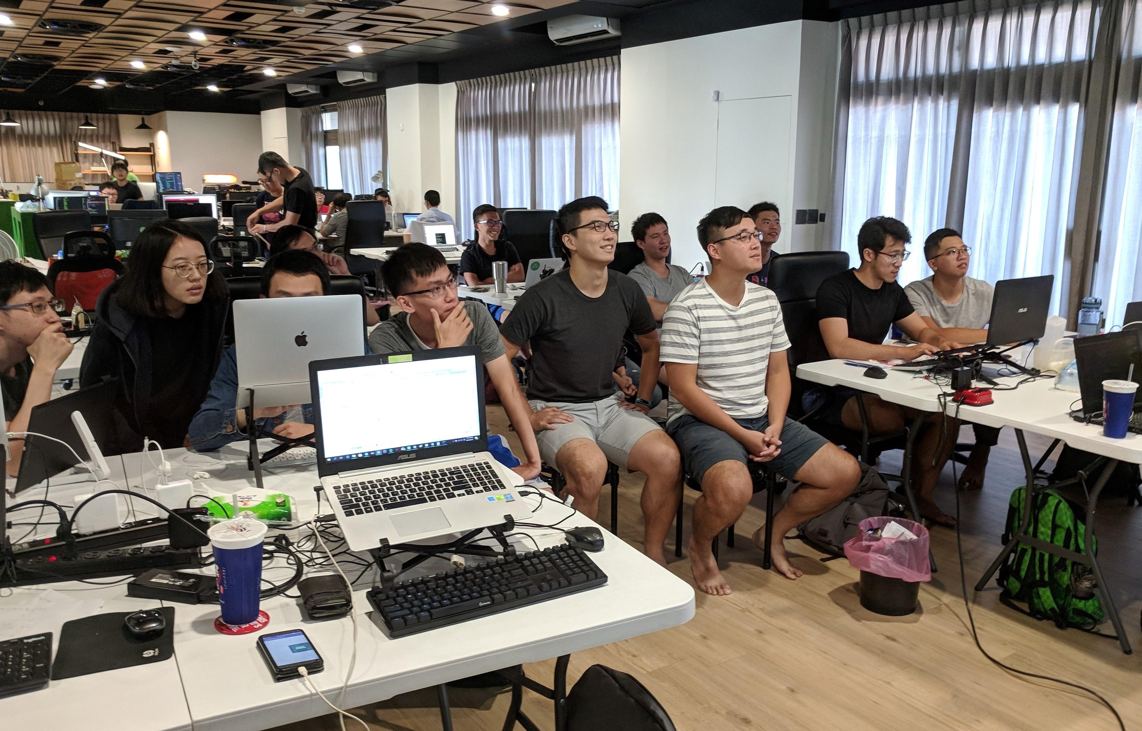 【臺南文化創意產業園區】創造人們對資訊的感動!好想工作室2.0正式啟動