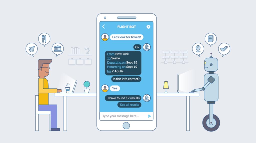 聊天機器人Chatbot火熱,台灣新創宜先做深、再做廣|大和有話說