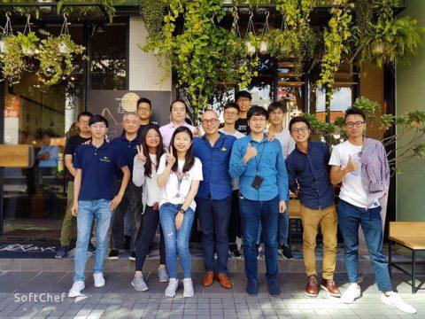 台灣新創與國際雲端軟體並列銷售!軟領科技向世界展現物聯網競爭⼒