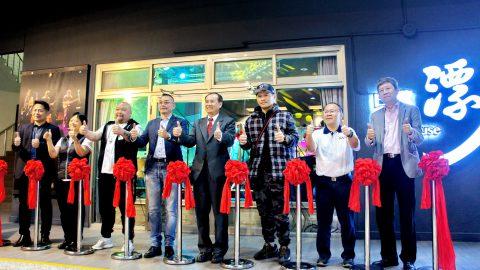 扎根臺南流行音樂,臺南文創園區啟用「漂丿白鷺Live House」