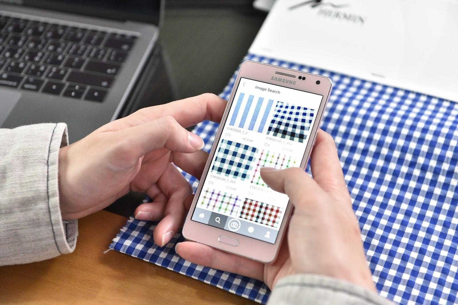 傳產導入 AI ,CLOUDMILE 協助和明紡織布料辨識,加速生產效率