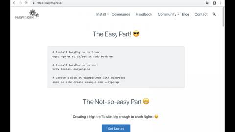 如何使用 EasyEngine v4 安裝 WordPress – 以 GCP 為例 – TechMoon 科技月球