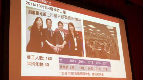 2018年臺灣成長駭客年會:郭家齊復盤創業歷程,透過數據與廣告驅動電商成長