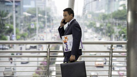 聯邦快遞亞太區總裁蕙嘉琳:高度串連正顛覆亞洲物流市場