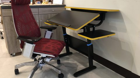 巧迪電競桌椅 – 適合長時間使用電腦的你