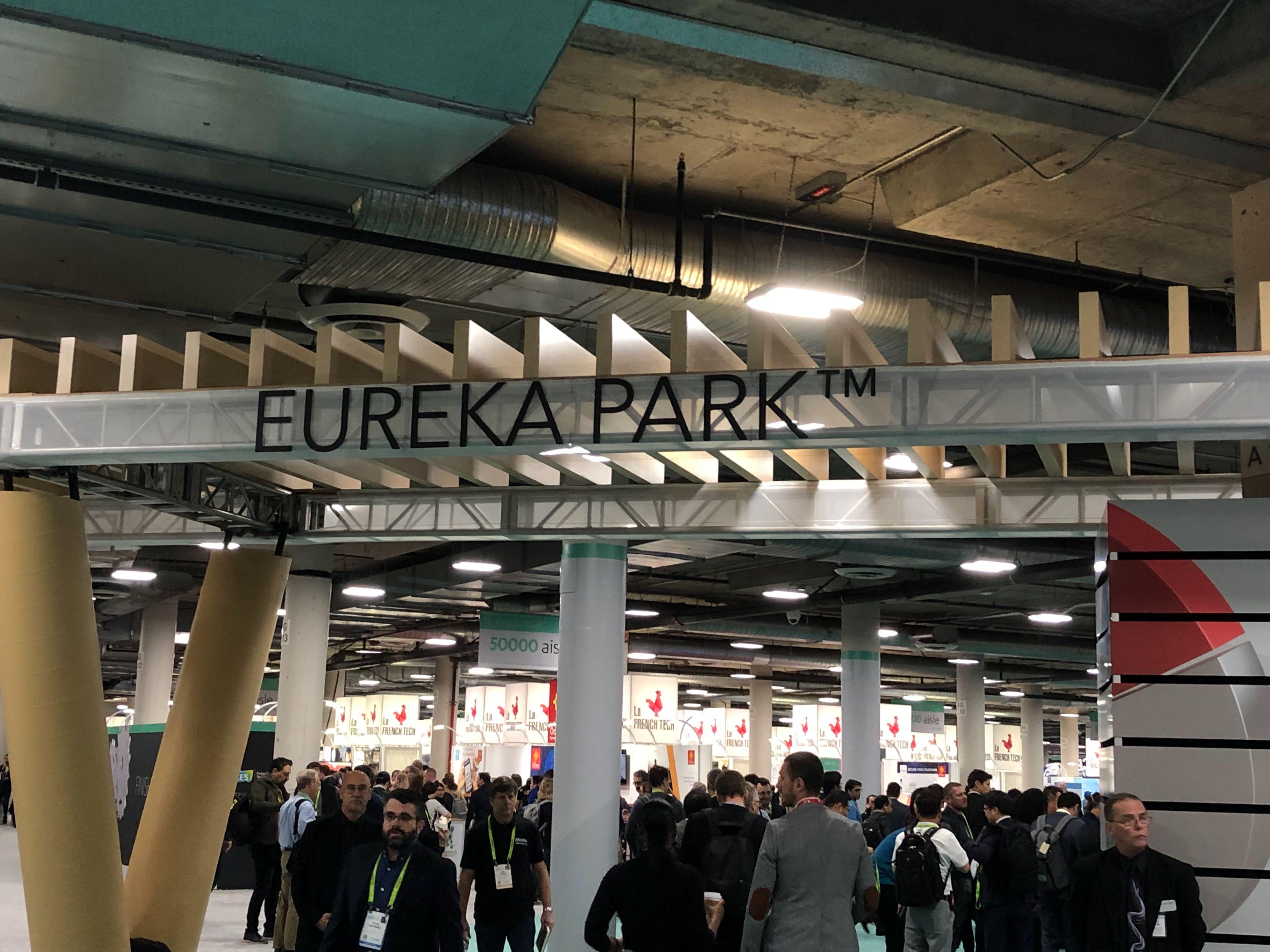 CES 2019 Eureka Park 新創展區 台灣與國際團隊亮點搶先看