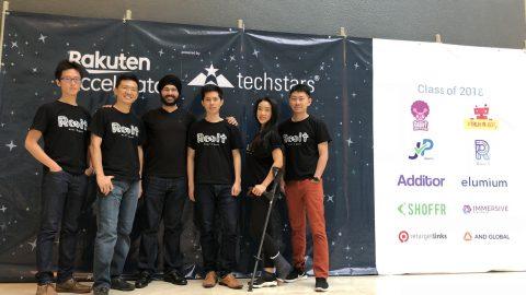 創夢專訪|Rooit:經歷 TechStars 洗禮,他們證明自己進軍國際的能力!