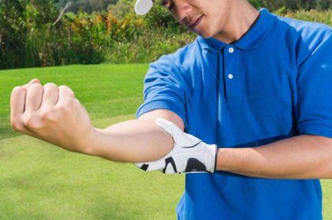 【高爾夫球肘】辦公室工作者也會得到!?