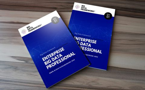 Enterprise Big Data Professional 繁體中文版手冊,正式上線,可以免費登記下載
