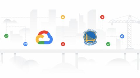 NBA金州勇士隊如何與GOOGLE CLOUD合作活用數據並提升粉絲體驗?