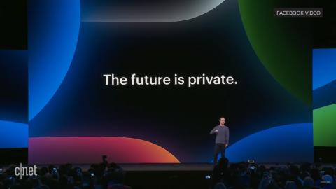 GoSkyAI Blog  | Facebook創辦人馬克・佐克伯「 隱私是未來」—F8 2019 重點整理(圖+影片)