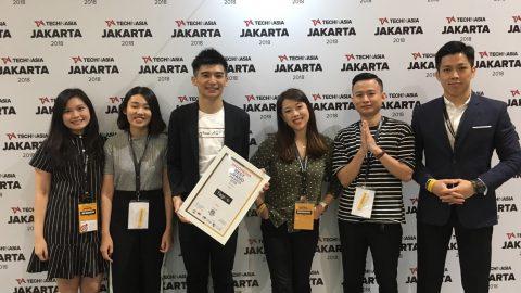 台灣新創勇闖新南向 Tagtoo獲頒印尼最佳品牌獎