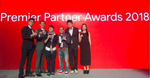 台灣數位廣告界再添佳績 Tagtoo贏得Google菁英合作夥伴大獎