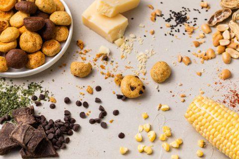 台灣群眾募資第一的食品電商品牌再推新品  藍帶級的美味零食讓你滿足口腹之慾又能維持體態健康
