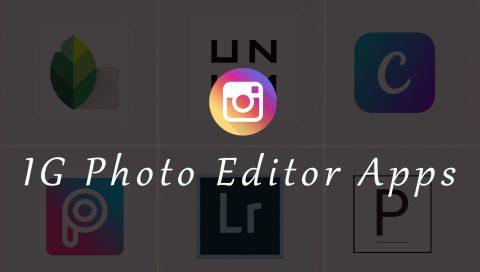 五款IG圖片編輯APP推薦-排版修圖樣樣精,懶人也能迅速上手!