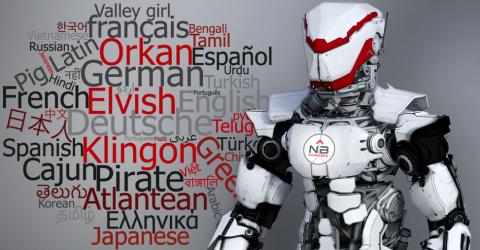 NetBase美商網基發表了一個人工智慧互動式的Battlebot