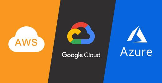 雲端平台怎麼選?比較三大雲端供應商 GCP 與 AWS 與 Azure