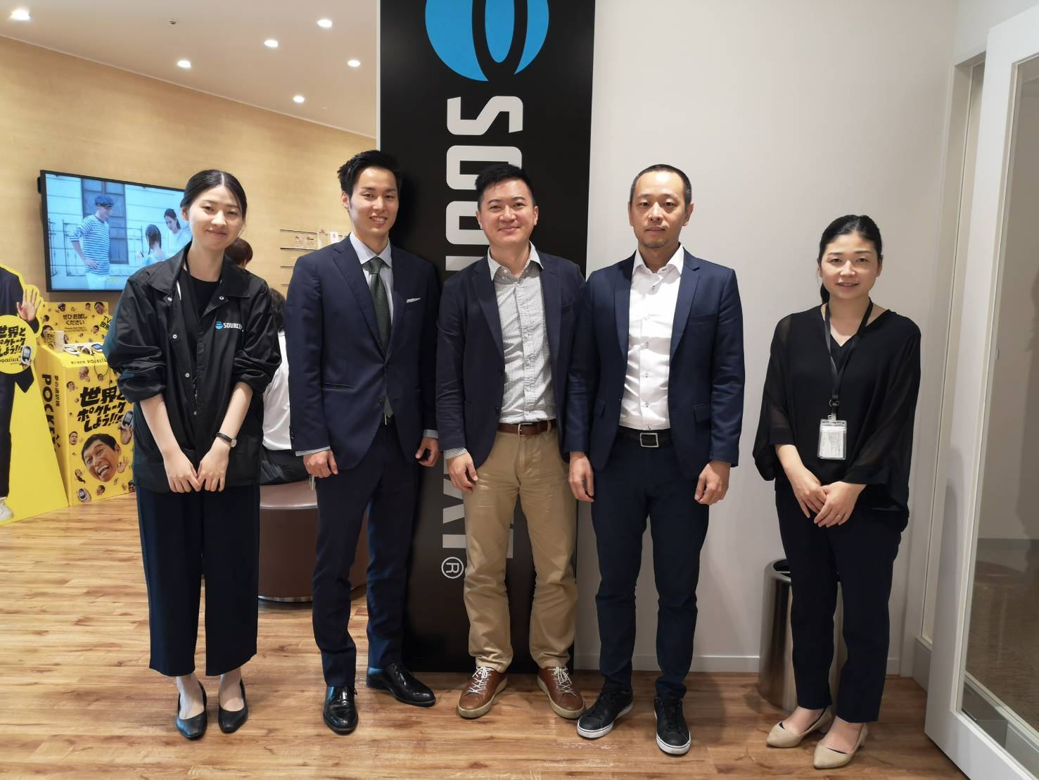 凱鈿行動科技與日本Sourcenext攜手合作,進軍日本最大App市場