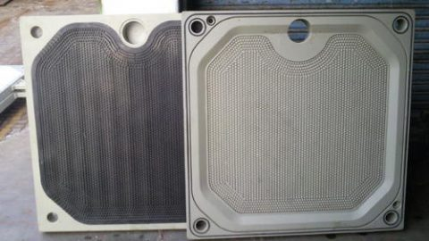 Application for Membrane Plates in Filtration