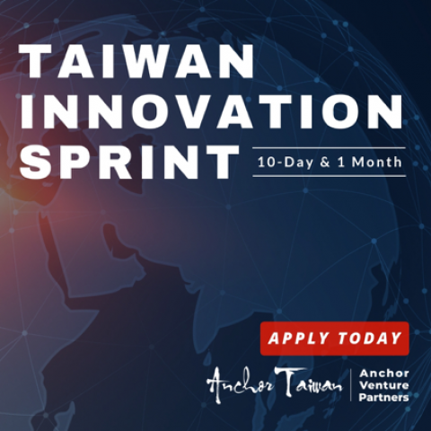 Taiwan Innovation Sprint | Circular Economy, AI & More
