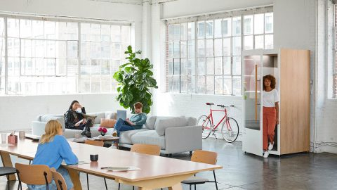 找商務中心、共享辦公室就是那麼簡單