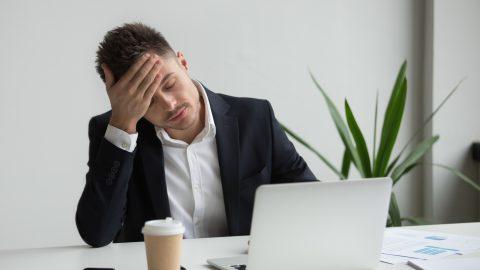 職場甘苦談|三種方法教你如何面對職場挫折感
