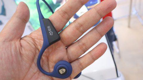 專訪骨感傳導耳機 – 陌音運動耳機