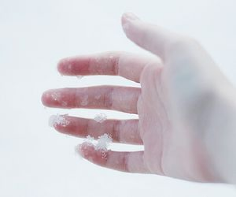 神行發熱露指手套>>給你一雙溫暖的手