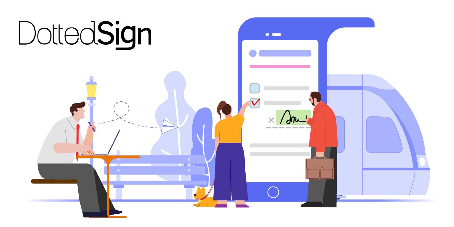 凱鈿推出電子簽名服務DottedSign,推動中小企業簽署流程數位化、行動化
