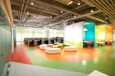 DigiPark 頂騰創新服務有限公司,由鼎新電腦、維正聯合會計師事務所及華登國際創投聯手打造的全新共享空間、共享資源、共享服務的提供者