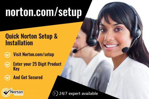 How to install & download norton security by norton.com/setup ?