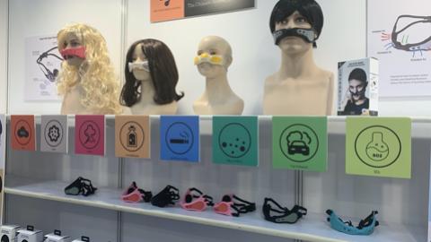 香港商: 鼻罩比口罩及強更環保 生活用品展首發 下個開賣!