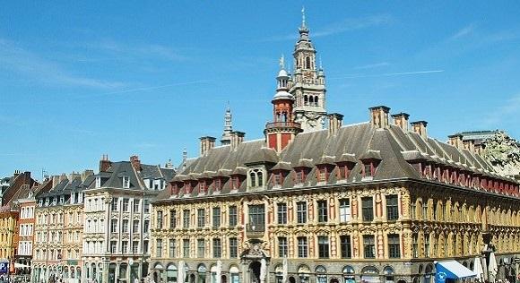 法國里爾 用創意設計讓城市再生
