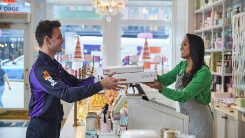 聯邦快遞亞太區總裁蕙嘉琳:物流科技帶動更優質的客戶體驗